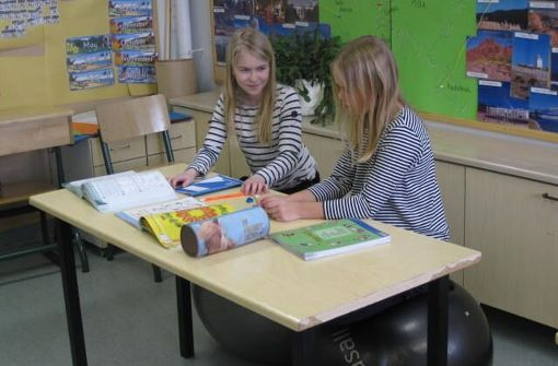 In Finnland schmilzt das Fett