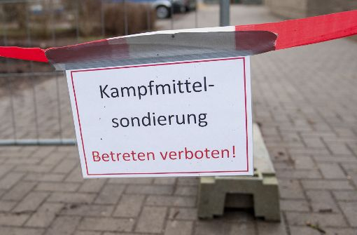 Weltkriegsbombe am Bahnhof in Lahr entdeckt