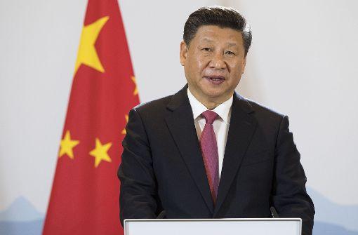 Verschiebung der Kräfte in Ostasien