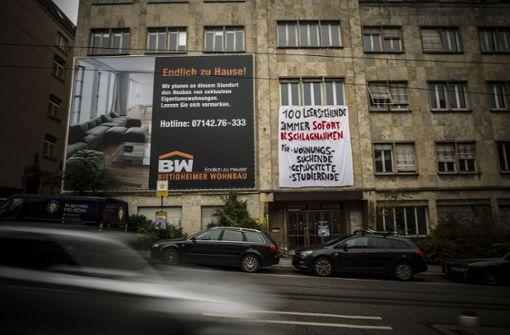 Wohnen: Städte zaghaft gegen Leerstand