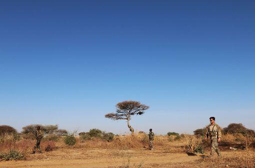 Tödlicher Hinterhalt in Westafrika