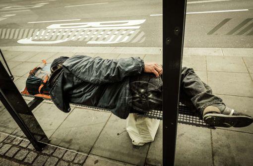 """""""Die Not nimmt zu"""", sagt Jakob Reineke vom Medmobil der Ambulanten Hilfe. Foto: Lg/Leif Piechowski"""