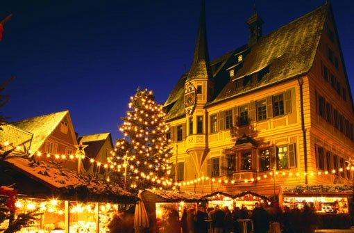 Weihnachtsmärkte in Stuttgart & Region