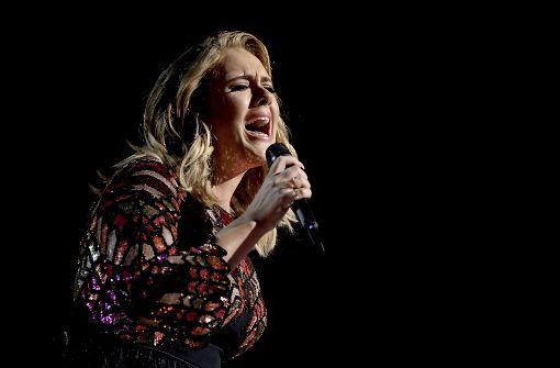 Adele und David Bowie räumen ab