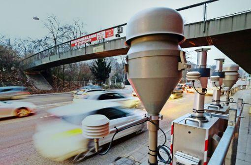 Stuttgart ruft Feinstaubalarm aus