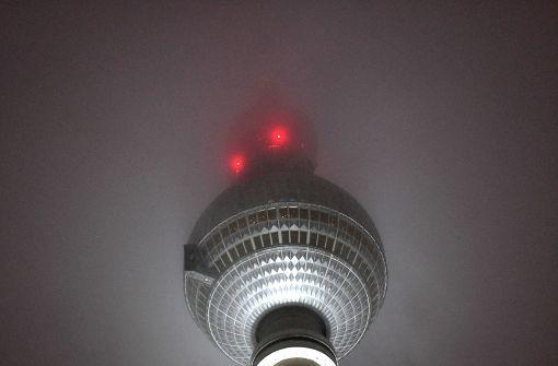 Warum der Nebel aufsteigt