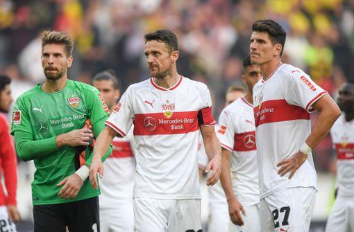 Untergegangen gegen eiskalte Dortmunder