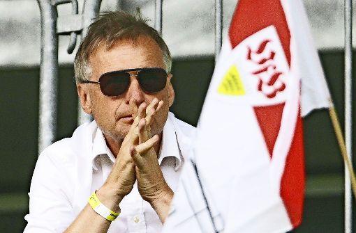 VfB Stuttgart: Michael Reschke übernimmt schon am Freitag als Sportvorstand