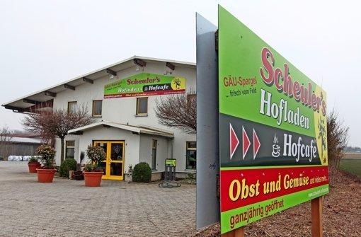 Gericht untersagt Betrieb des Hofcafés