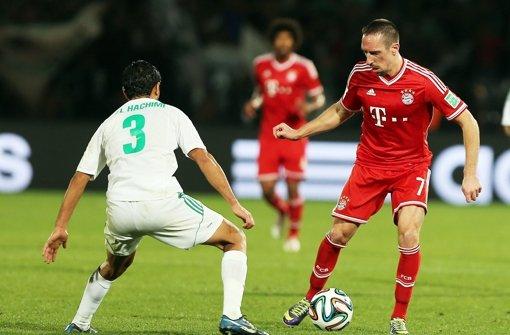 Ribéry spricht von seinem besten Jahr