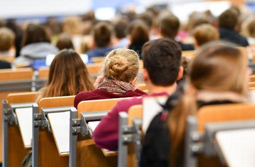 Studenten nutzen Onlineverfahren kaum