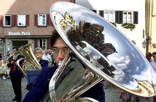 Musikfest: Gastband aus Italien spielt