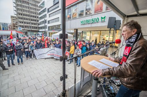 IG Metall spricht sich gegen Rassismus und Gewalt aus