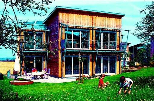 immobilien ein beliebtes wohneigentum bauen wohnen stuttgarter nachrichten. Black Bedroom Furniture Sets. Home Design Ideas