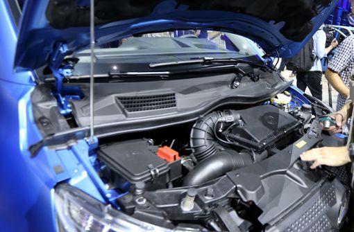Diese Diesel-Fahrzeuge können zuerst in die Werkstatt