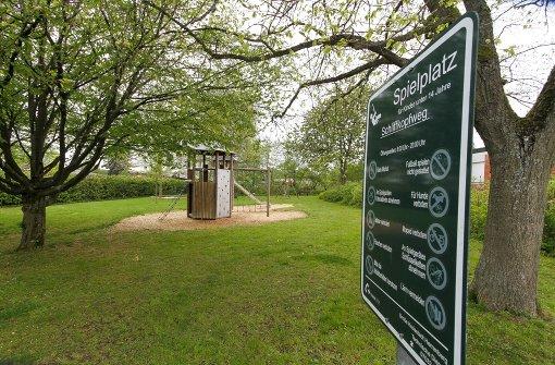 Der Streit ist beendet. Die alten Spielplätze werden nicht als Bauland verkauft. Foto: factum/Granville