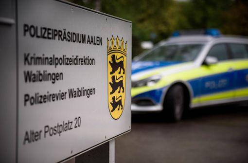 Polizeischutz für das Opfer und seine Familie