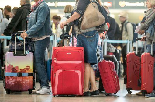 Warnstreiks an vier deutschen Flughäfen