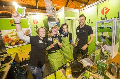 Bio, vegan und schnell – dafür steht Xond. Foto: 7aktuell.de/Simon Adomat