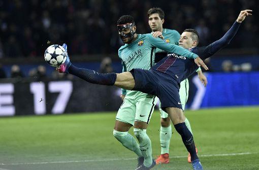 Draxler düpiert mit Paris den FC Barcelona