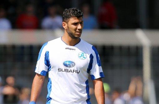 Kickers holen einen Punkt in Duisburg