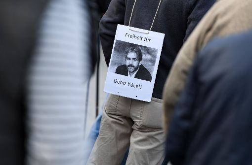 So wie Deniz Yücel sind in der Türkei zurzeit viele Journalisten inhaftiert. Foto: dpa