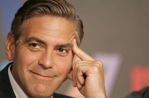 George Clooney: Unverschämt süß
