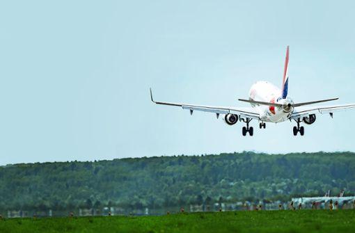 Flugreise trübt die positive Klimabilanz