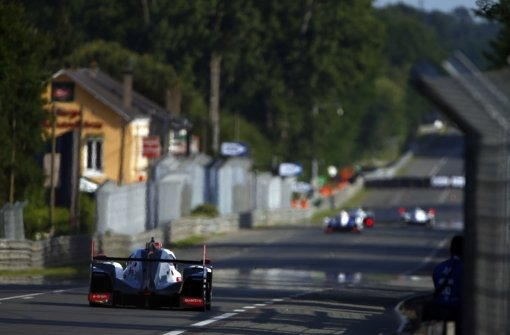 Audi fährt einen Doppelsieg ein