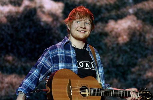 Ed Sheeran pulverisiert den Einnahmen-Rekord