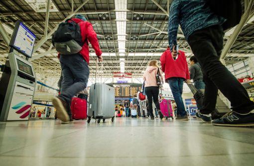 Die Passagierzahl wächst um sieben Prozent