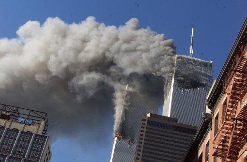 Schicken Sie uns Ihre Erinnerungen an den 11. September 2001