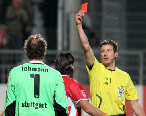 Lehmann für drei Spiele gesperrt