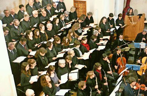 Kantorei singt die Johannespassion
