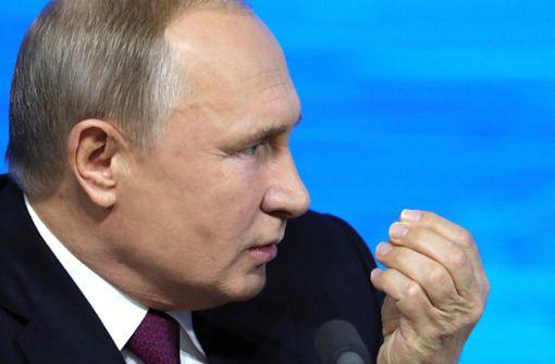 Putin begrüßt Abzug von US-Truppen aus Syrien