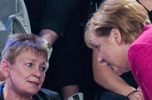 Reinigungskraft vs Kanzlerin: Was das ZDF nicht erwähnt – Petra Vogel ist Mitglied im Kreisverband der Linkspartei in Bochum. Foto: dpa