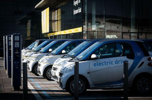 EnBW investiert 500 Millionen in  Elektromobilität