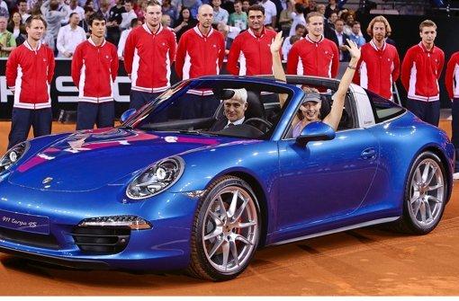 Stuttgart beliebtestes Tennis-Turnier