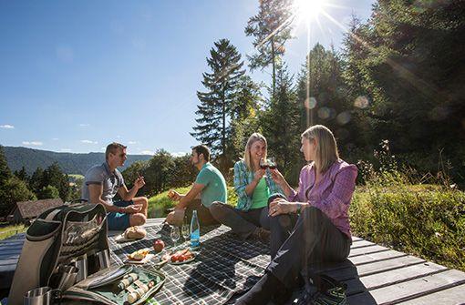 Baiersbronn – Schlemmen in berauschender Natur