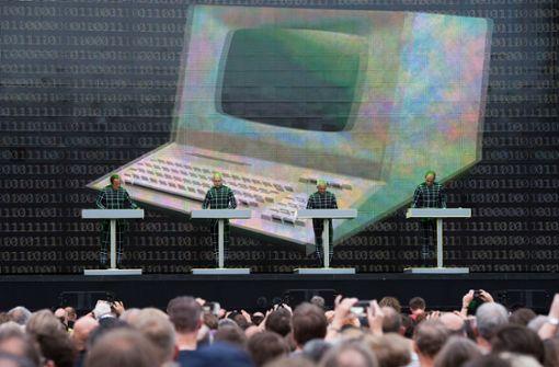 Das letzte Stuttgarter Konzert hat Kraftwerk vor drei Jahren in der Liederhalle gegeben.  Foto: Oliver Willikonsky - Lichtgut