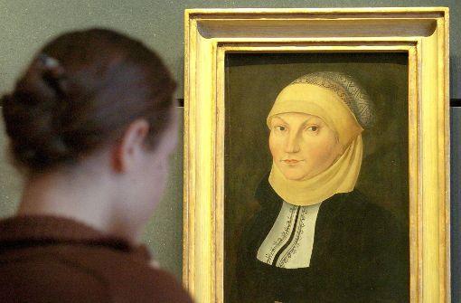Neues von Frau Luther