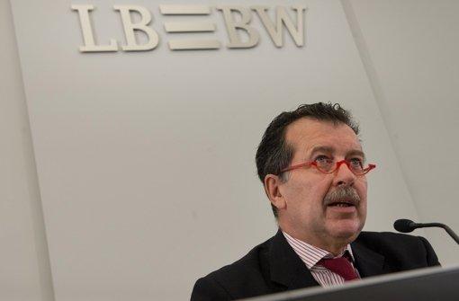 LBBW-Chef warnt vor neuer Finanzkrise