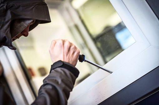 Polizei klärt Einbruchserie in Esslingen auf