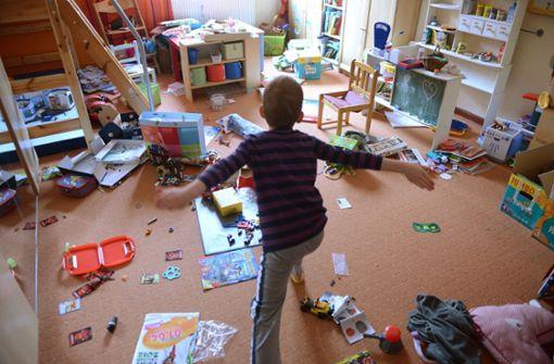 Dicke Luft im Kinderzimmer