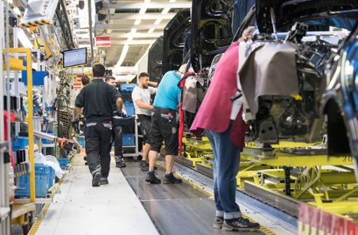 Studie: Deutsche Autobauer schwächeln