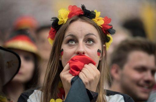 So wird das Wetter in Stuttgart zum Deutschland-Spiel