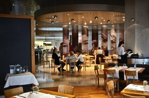 Gesundes im Mercedes-Benz-Museum-Restaurant