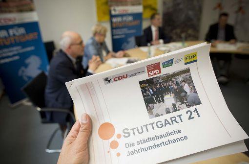 Gemeinsame Initiative zur Planung des Rosensteinviertels Foto: Lichtgut/Leif Piechowski