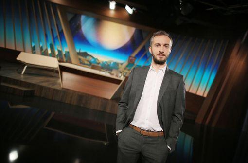 "Jan Böhmermann bekommt Fernsehpreis ""Rose d'Or"""
