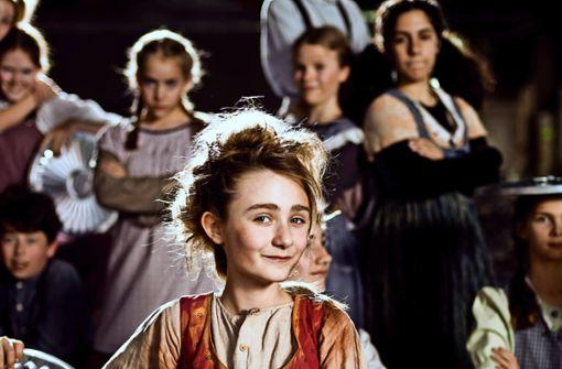 "Das Musical ""Annie"" feiert am 20. September Premiere. Foto: Oliver Staack"